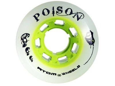 ATOM WHEELS Poison, 62mm/44mm, 84A