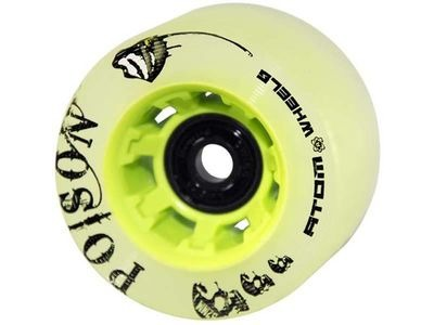 ATOM WHEELS Poison Slim, 62mm/38mm, 84A