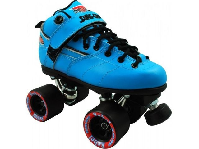 SURE GRIP Rebel Derby Blue click to zoom image