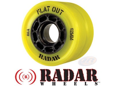 RADAR Flat Out 88a (8 Pack)