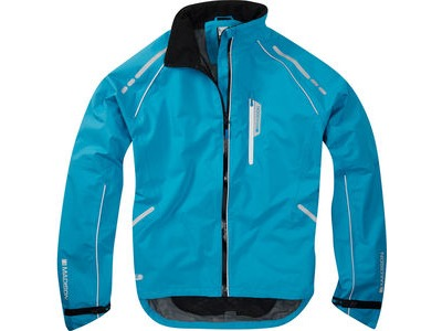 Madison Prime Men's Waterproof Jacket, Atomic Blue