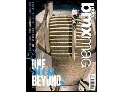 RIDEUK BMXMAG. Rideuk April 2012 No.162