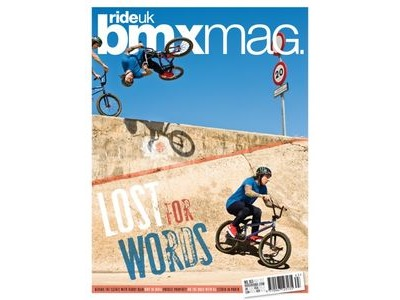 RIDEUK BMXMAG. Rideuk May 2012 No.163