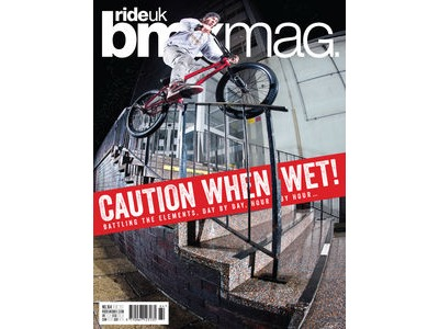 RIDEUK BMXMAG. Rideuk June 2012 No.164