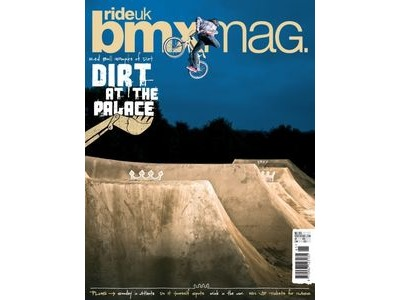 RIDEUK BMXMAG. Rideuk July 2012 No.165
