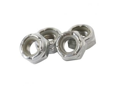 RDS 8mm Axle Nuts (Pack of 8)