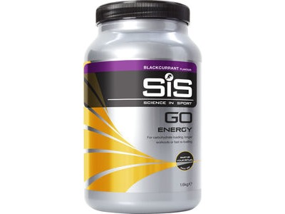 SIS (SCIENCE IN SPORT) Go energy Blackcurrant 1.6kg Tub