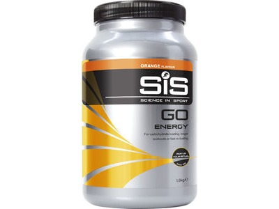 SIS (SCIENCE IN SPORT) Go energy Lemon 1.6kg Tub
