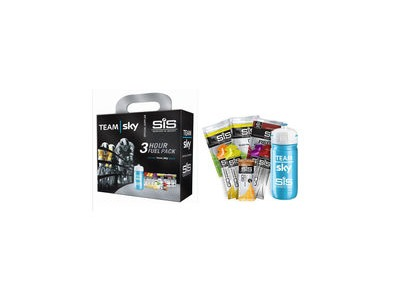 SIS (SCIENCE IN SPORT) Team SKY 3 hour Endurance Pack
