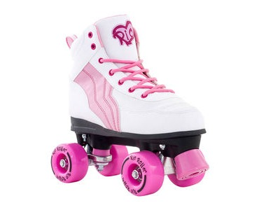 RIO ROLLER Pure Pink Skates