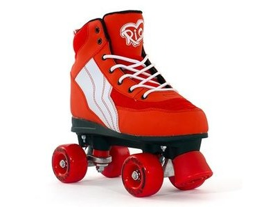 RIO ROLLER Pure Red Skates
