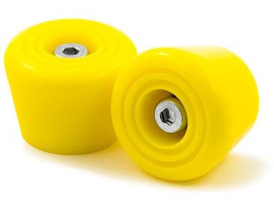 SURE GRIP Bullseye Top Stop (a pair) :: £11 99 :: Roller Derby