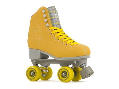 Rio Roller Signature Skates Yellow