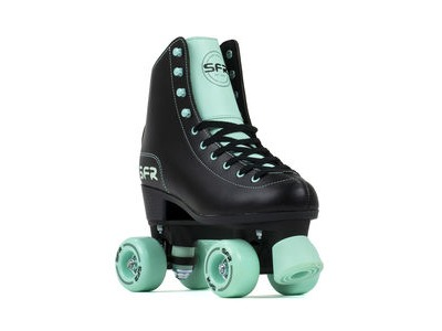 SFR Figure Black/Mint Skates