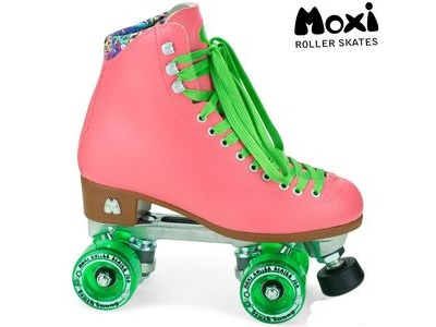 Moxi Beach Bunny Watermelon Skates