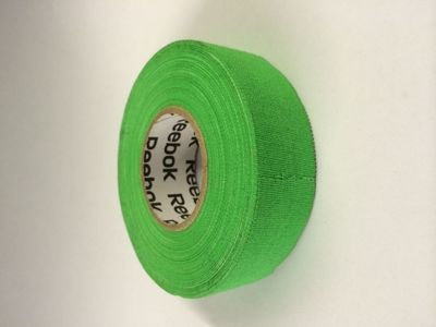 REEBOK Lime Hockey Tape