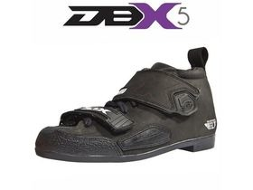 CRAZY SKATES DBX 5 Support Cut Boots Size UK4
