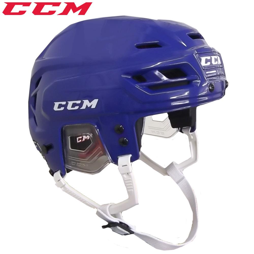 CCM Res 300 Hockey Royal Helmet :: £105 00 :: Protection