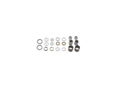 HT Components Pedal Rebuild Kit T-1/M-1 Pre 2017 Pedals (No seals) - Includes, bearings, washers, end nuts, Orings