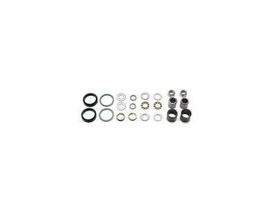 HT Components Pedal Rebuild Kit ANS-06 Pedals - Includes, bearings, washers, end nuts, Orings