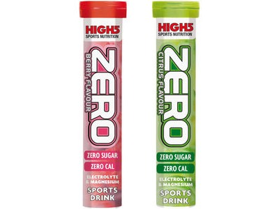 HIGH5 Zero Sports Tablets Pack of 20