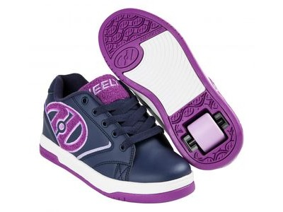HEELYS Propel Terry Navy/Grape