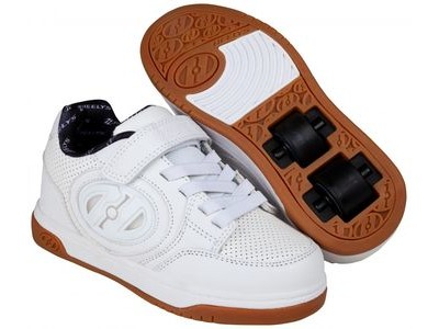 HEELYS Plus X2 Lighted White/White/Gum