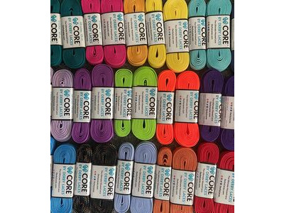 Derby Laces CORE 6mm Wide Laces 120""