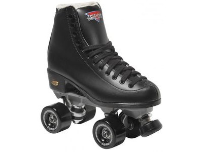 SURE GRIP Fame Artistic Skates Black