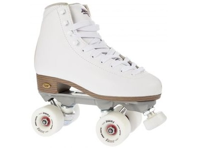 SURE GRIP Fame Artistic Skates White