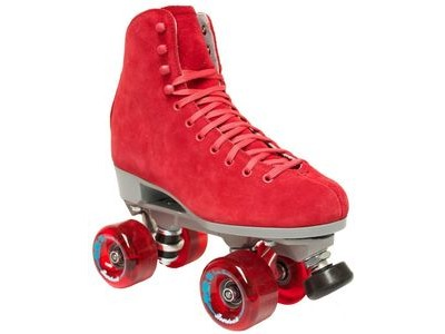 SURE GRIP Boardwalk, Bordeaux Red Skates