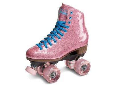 SURE GRIP Stardust Outdoor Pink Skates