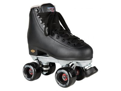 SURE GRIP Fame Outdoor Black Skates