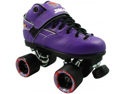 Sure Grip Rebel Derby Purple