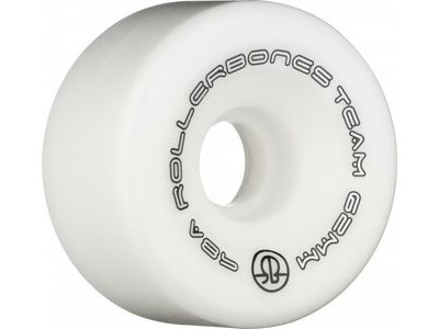 ROLLERBONES Team Logo Wheels 62mm