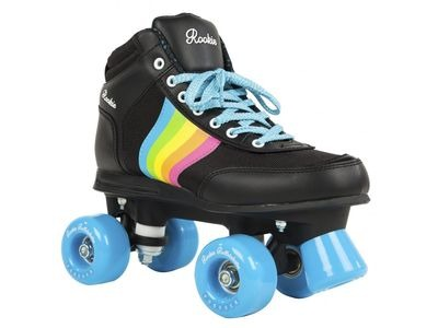 ROOKIE Forever Rainbow Black/Multi Skates