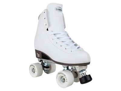 ROOKIE Artistic White Skates - Sizes UK6 to UK8