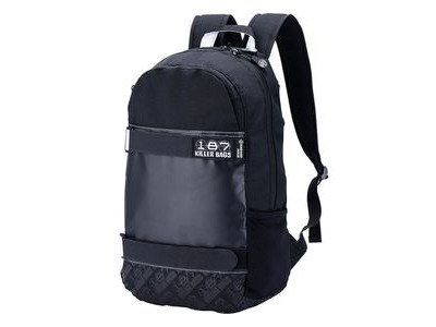 187 KILLER Standard Issue Backpack Black