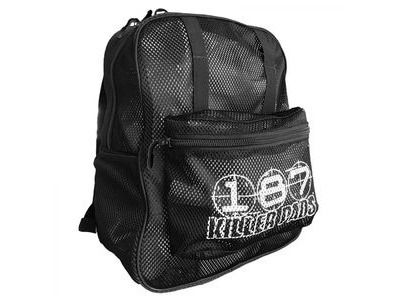 187 KILLER Standard Mesh Backpack Black
