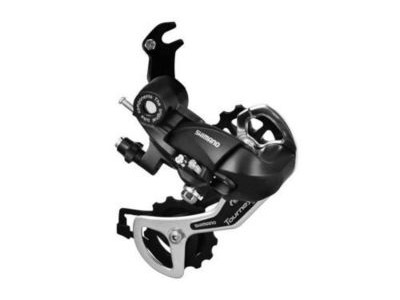 SHIMANO TX35 rear derailleur with mounting bracket