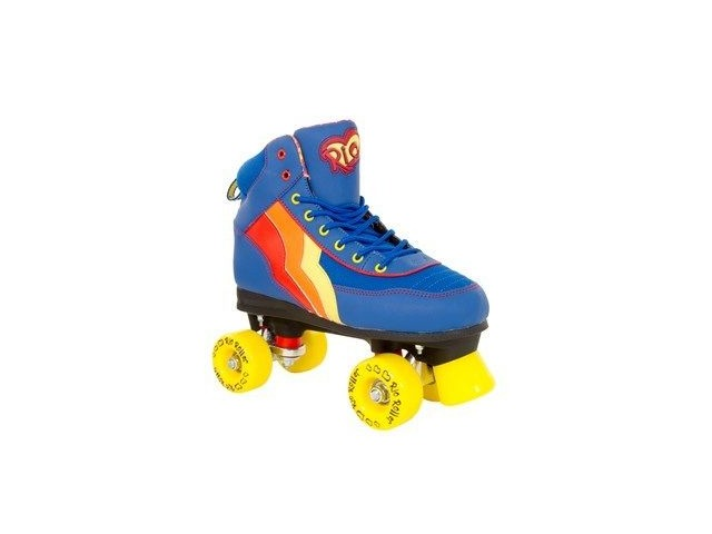 Rio Roller Adult Quad Roller Skates Blueberry Classic II Adults Skate