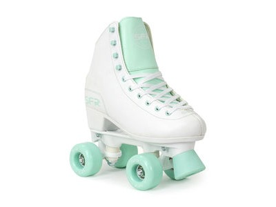 SFR Figure Quad Skates White/Green