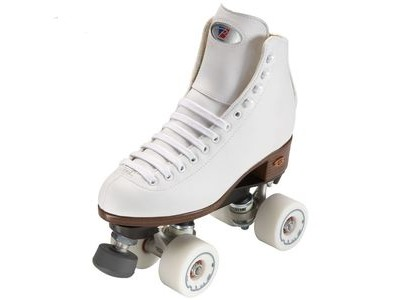 RIEDELL 111 Angel Skates White