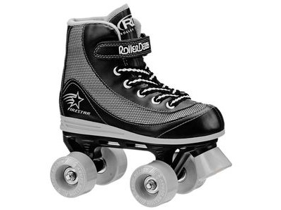 ROLLER DERBY Firestar V2 Black/Grey Skates