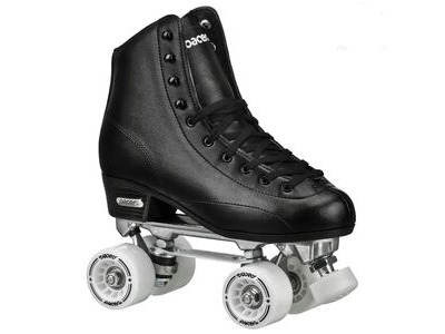 ROLLER DERBY Stratos Skates, Black