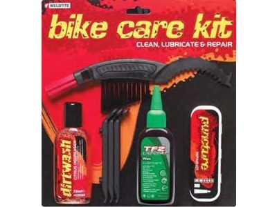 WELDTITE Bike Care Kit