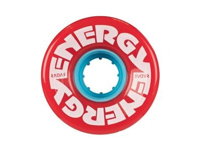 RADAR Energy 57mm Wheels Red 57mm x 32mm 78a  click to zoom image