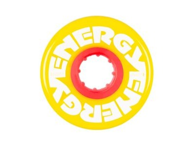 RADAR Energy 57mm Wheels Yellow 57mm x 32mm 78a  click to zoom image